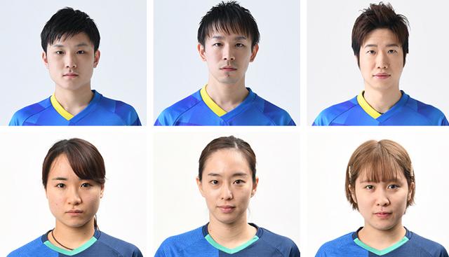 卓球ジャパン代表